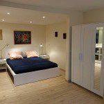 הדירה ברובע ה-11 - חדר שינה