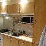 הדירה ברובע ה-11 - מטבח